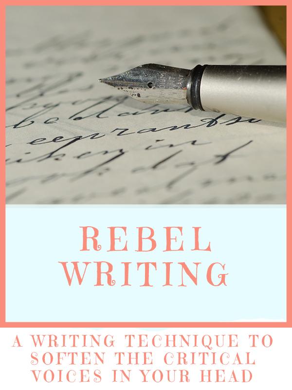 Rebel Writing